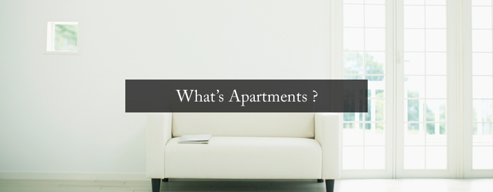 What's Apartments?